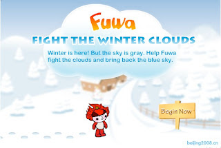 Fuwa Fights the Winter Clouds screenshot