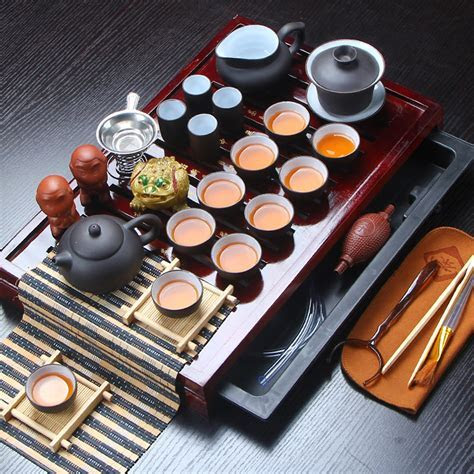 Popular Chinese Tea Ceremony Set Buy Cheap Chinese Tea