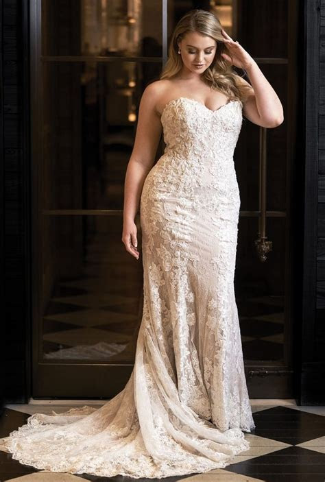 Plus Size   Betsy Robinson's Bridal Collection