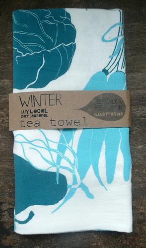 winter folded
