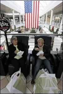 Compradoras en EE.UU.