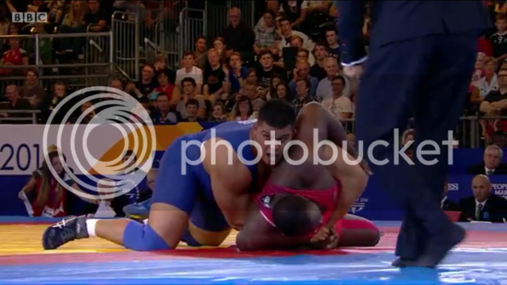 commonwealth games 2014 wrestling