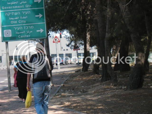 Jerusalem light-rail