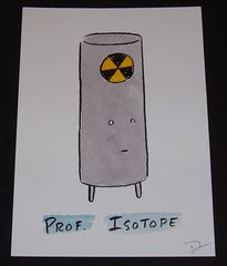 Prof Isotope