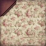 Papier Rose Garden