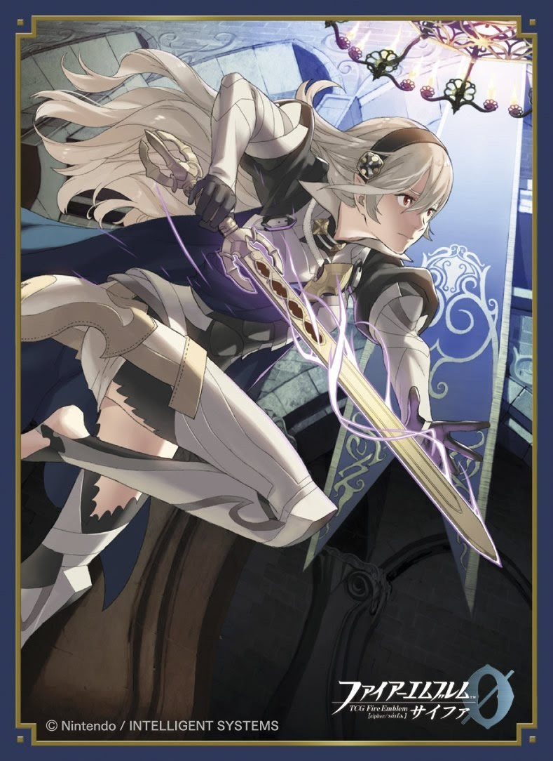 Fire Emblem Fate S Strong Female Characters And That One Corrin