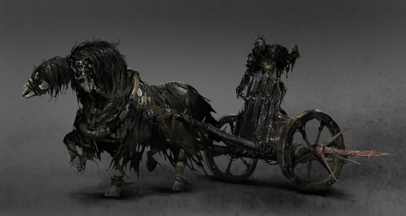 Executioner's Chariot