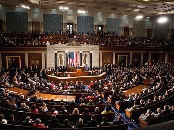 Палата представителей США. Фото с сайта wikipedia.org