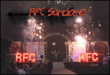 RFC Hulk Horgan with effectspecialist,com pyro into