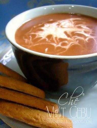 HOT CHOCOLATE....SATU!!!