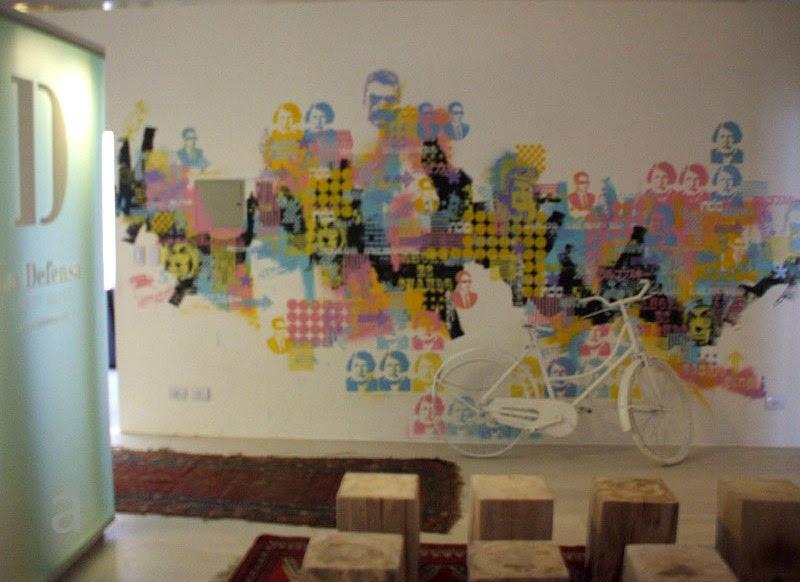 Casa FOA 2010, La Defensa, espacio 26, Mazzinghi, Sánchez Arquitectos, decoracion, interiores, muebles