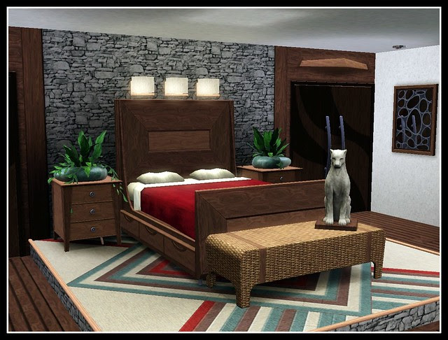 Owner's Suite - Bedroom