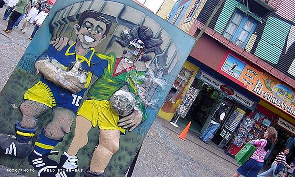 Fútbol en Argentina