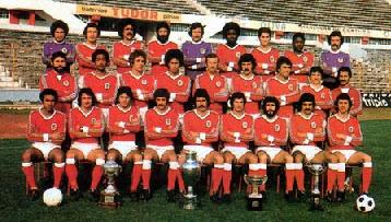 Benfica 1976-1978 (56 Laga)