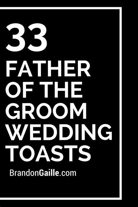 father   groom wedding toasts wedding toasts