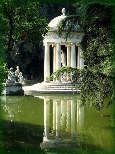 Villa Durazzo-Pallavicini, Genoa (by Robert Wallace)