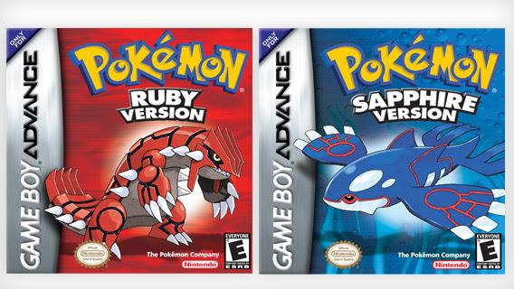 บทสรุปโปเกม่อน Ruby Sapphire