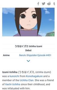 Who Is Itachi Uchiha S Girlfriend He Has One Itachi Uchiha Answers Fanpop