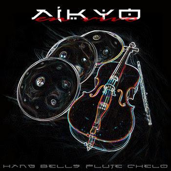 "Aikyo ""en vivo"" l'art de couverture"
