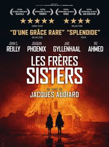 Bande-annonce Les Frères Sisters
