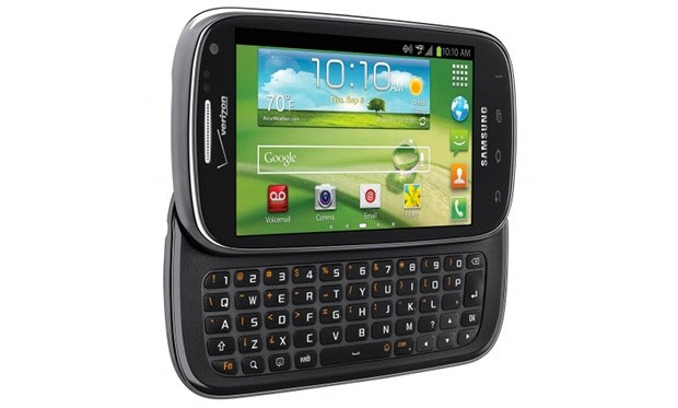Samsung Galaxy Stratosphere II sneakily goes up for sale at Verizon