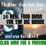 Camping with Real Food