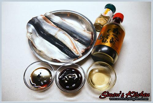 仿浦燒鰻魚飯01