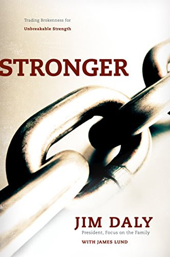 Stronger: Trading Brokenness for Unbreakable Strength