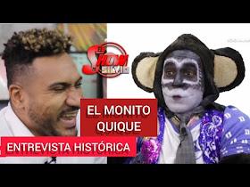 Silvio Mora habla con El Monito Quique sobre su vida