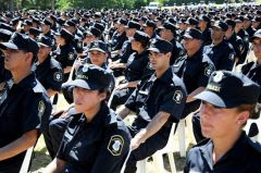 An additional force 5.000 strong and tougher legislation has been promised