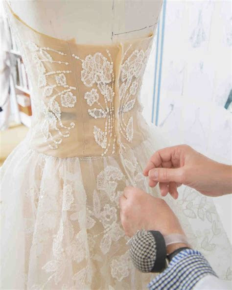 A Diary of the Making of a Wedding Dress: Behind the Seams