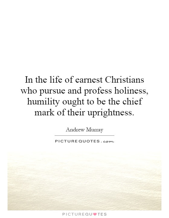 In The Life Of Earnest Christians Who Pursue And Profess