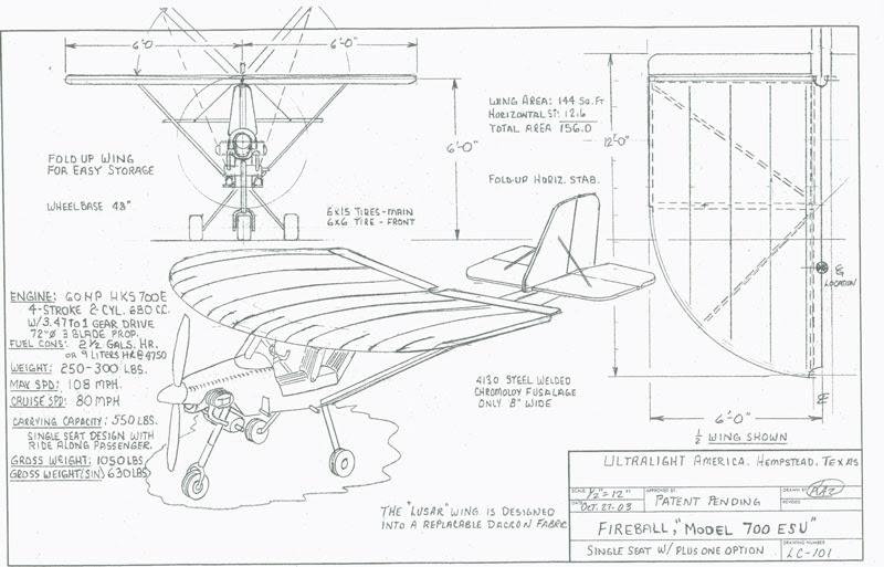 Ultralight Plans