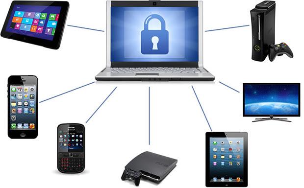 Hoje, VPNs podem ser criadas usando PC, Mac, Linux, Android e iOS (Foto: Reprodução/Astrill)