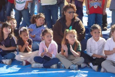 kids waiting