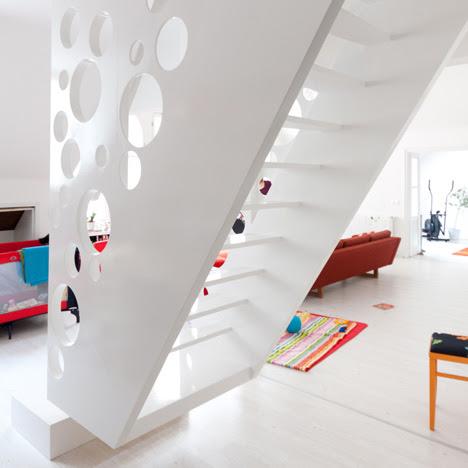 Escalera Emmental - Biljana Jovanovic, stairs