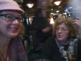 Gwendolyn Alley and Dottie Grossman