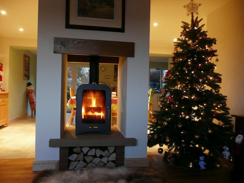 Trends For Log Burner Fireplace Design Ideas images