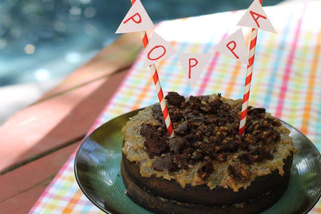 Poppa's Birthday