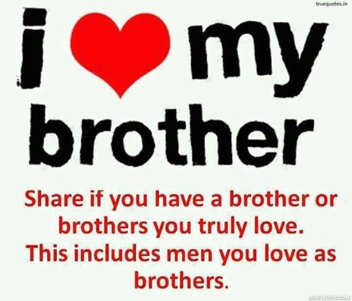 I Love My Brother Pictures Photos And Images For Facebook Tumblr