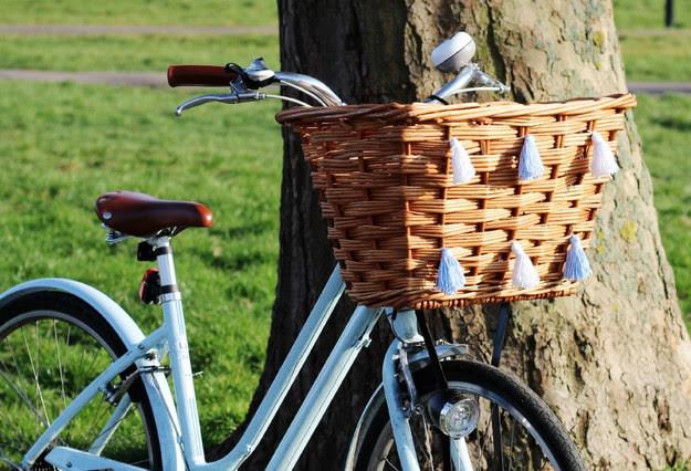 13. Кисточки для велобагажника дети, поделки, своими руками, сделай сам, творчество