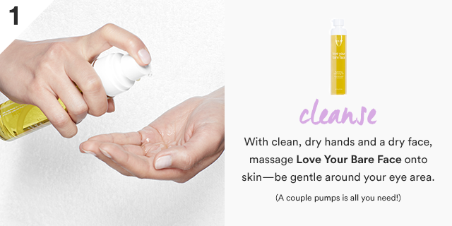 Bareface Cleansing Oil