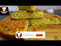 Kabaklı Mısır Ekmeği Tarifi - Kolay Doğal Yemek Tarifleri