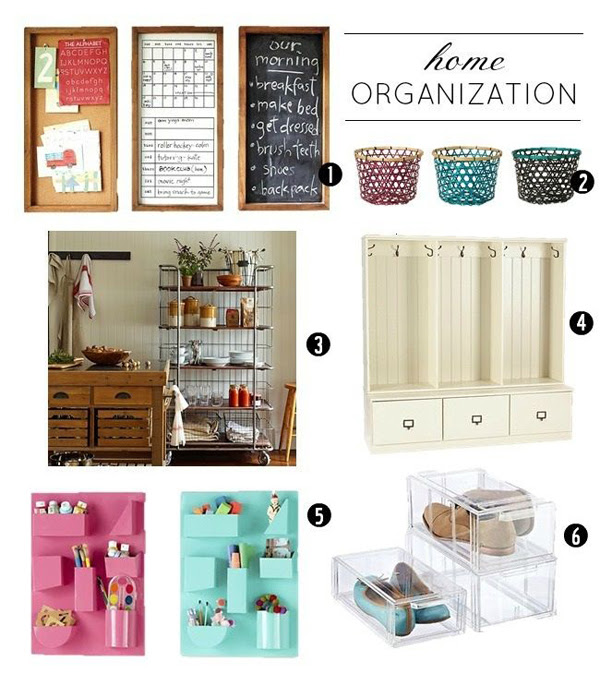 Home Organization Tips by DGR Interior Designs 1