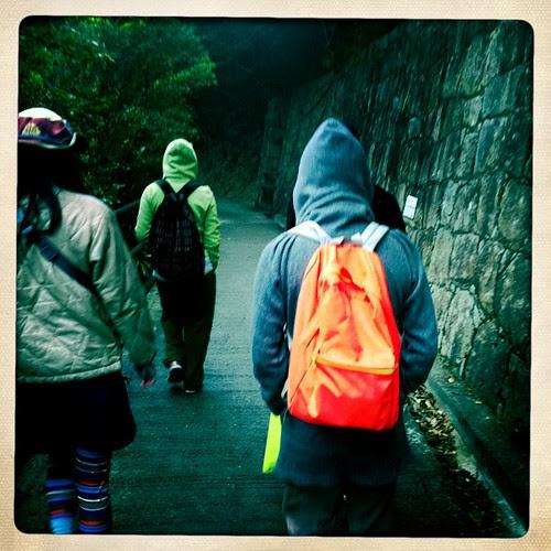 the walk squard