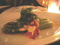 Lobster & Asparagus
