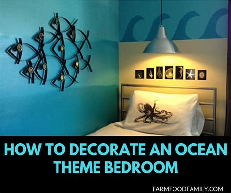 ocean themed bedroom ideas   design  beach bedroom