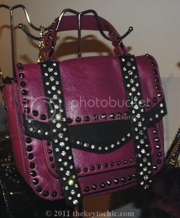 Two PointOh! LA party 2011, Imshion handbag