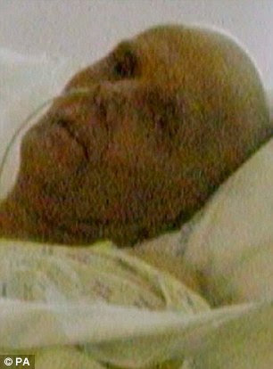Alexander Litvinenko, pictured shortly before his 2006 death, accused the Russian president of implication in his killing while on his death bed in London