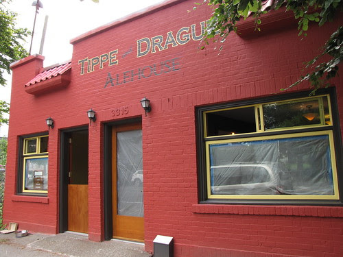 The Tippe and Drague is almost open